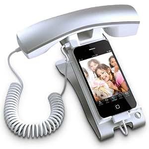 【SmartPhone用TV電話スタンド】 プロテック face to face スマートディスプレイスタンド PSDS-SV [37966]