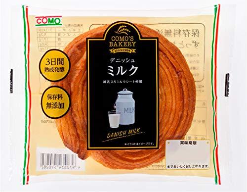 コモパン デニッシュ ミルク 36個セット 【2ケース売り】