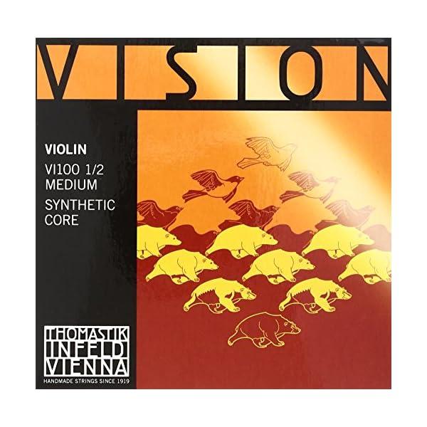 Vision ヴィジョン バイオリン弦 セット ...の商品画像