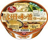 日清食品 麺ニッポン 信州味噌ラーメン 119g×12個