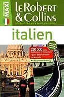 Le Robert & Collins dictionnaire maxi italien - francais/francais - italien (French Edition) [並行輸入品]
