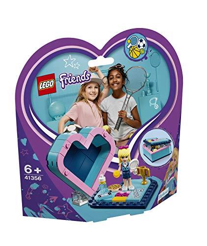 レゴ(LEGO) フレンズ ハートの小物入れ ステファニー 41356