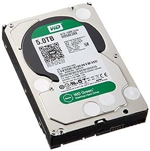 WD 内蔵HDD Green 5TB 3.5inch SATA3.0(SATA 6 Gb/s) 64MB Intellipower 2年保証 WD50EZRX