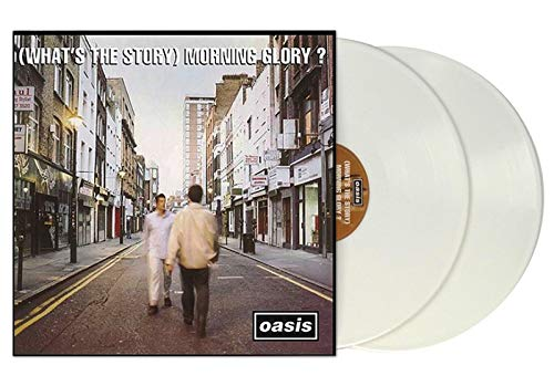 Oasis - (What's The Story) Morning Glory? Limited 2XLP Exclusive White Vinyl