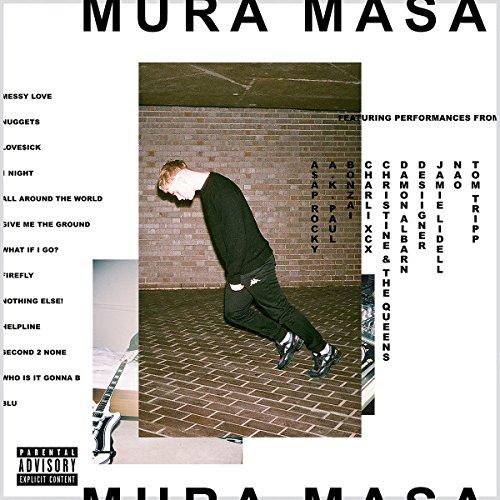 MURA MASA [LP] [12 inch Analog]