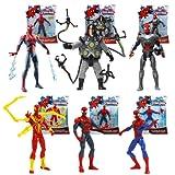 『アルティメット・スパイダーマン』 【ハズブロ アクションフィギュア】 6インチ「コレクター」 ウェーブ2 <1セット=10個入> / HASBRO