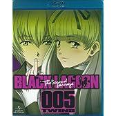 BLACK LAGOON The Second Barrage Blu-ray005 TWINS