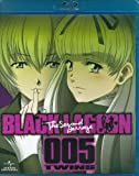 BLACK LAGOON The Second Barrage Blu-ray005 TWINS
