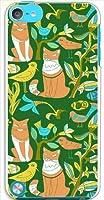 sslink iPodTouch5 アイポッドタッチ5 ハードケース ca1324-4 CAT ネコ 猫 スマホ ケース スマートフォン カバー カスタム ジャケット apple