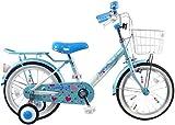 C.Dream(シードリーム) スイートラブ SW61 16インチ 幼児自転車 ブルー/ホワイト 100%組立済み発送