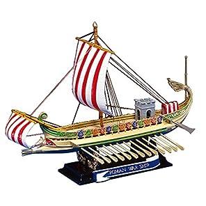 青島文化教材社 オールドタイムシップス No.02 ローマの軍船