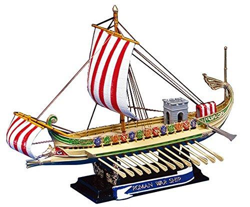 オールドタイムシップス No.02 ローマの軍船