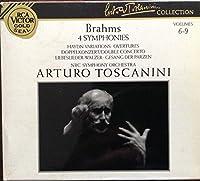 Brahms 4 Symphonies