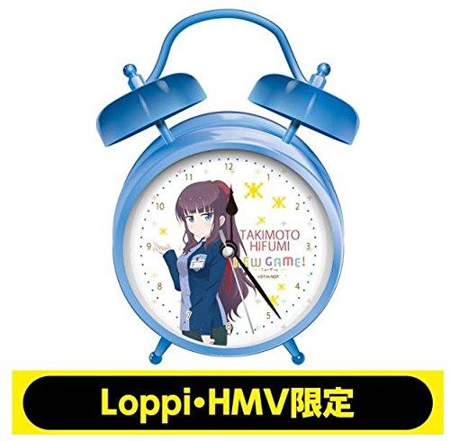 Loppi・HMV限定 New Game! 滝本ひふみ ボイス入り目覚まし時計