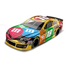 1/64scale Action アクション Nascar Kyle Busch #18 m&m's 2013 Camry ナスカー カムリ カイル ブッシュ
