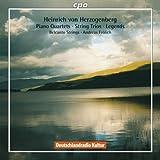 ヘルツォーゲンベルク:作品集 (Heinrich von Herzogenberg Piano Quartets ・ String Trios ・ Legends)