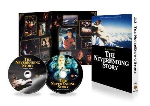 ネバーエンディング・ストーリー エクステンデッド版(初回限定生産) [Blu-ray]の詳細を見る