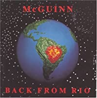 Back From Rio by Roger Mcguinn