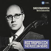 Cellokonzerte-The Russian Years
