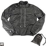 コミネ(Komine) バイクジャケット ウォータープルーフ ライニングジャケット ブラック 5XL 07-024 JK-024