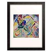 ワシリー・カンディンスキー Wassily Kandinsky Vassily Kandinsky 「Improvisation 35. 1914.」 額装アート作品