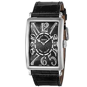 [フランクミュラー]FRANCK MULLER 腕時計 ロングアイランド ブラック文字盤 1200 SC REL BLK EN メンズ 【並行輸入品】