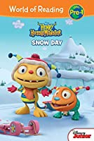 Snow Day (Henry Hugglemonster: World of Reading, Level Pre-1)