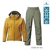 シマノ DSアドバンススーツ RA-025M イエローオーカー 2XL