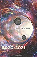 Pocket 2020-2021 Planner Calendar - Outer Space Wormhole 15 Months Daily Planner Diary: Small Mini Calendar To Fit Purse; Slim Academic Monthly & Weekly Goals Journal Appointment Schedule Organizer With Motivational Quotes; From Jan 2020 - Mar 2021