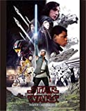 Star Wars: The Last Jedi(スター・ウォーズ/最後のジェダイ) 2018年卓上カレンダー [インロック]