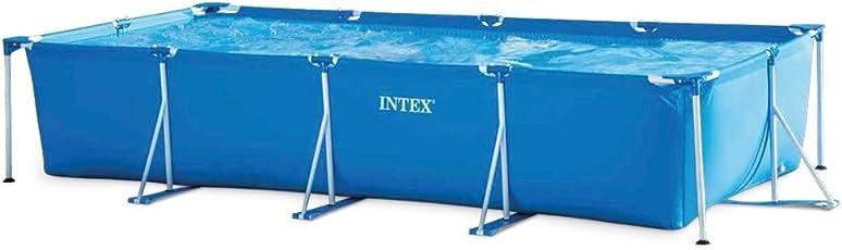 INTEX(インテックス) レクタングラフレームプール 450×220×84cm 28273