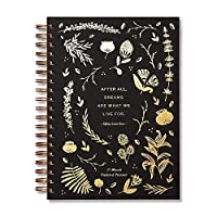 "17-Month Undated Planner by Compendium:""After All,Dreams are What we Live for."" ? Includes Quotes,Weekly and Monthly calendars,and Pages for Notes [並行輸入品]"