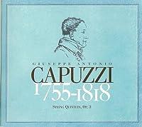Capuzzi String Quintets Vol. 1
