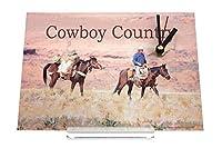 置時計 Desk Clock Globetrotter G. Huber Cowboy Country Retro Decoration
