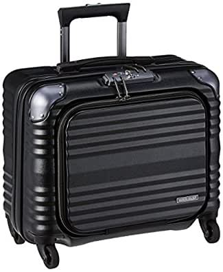 [レジェンドウォーカー] スーツケース ビジネスキャリー 機内持込可 保証付 32L 34cm 3kg 6206-44 MAT-BK マットブラック