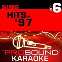 Sing Female Hits Of '97 [KARAOKE]