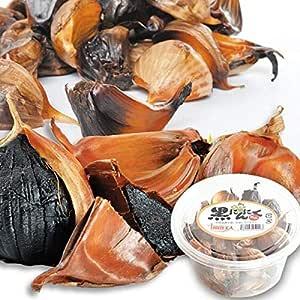 国華園 にんにく 青森産 熟成 黒にんにく 200g1組 ニンニク