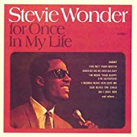 For Once In My Life by Stevie Wonder (1990-10-25)