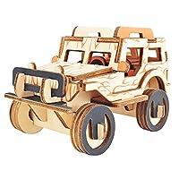 2d2aaad245c3 子供と大人用木製シミュレーションモデル3d木製パズル East Majik - 画像 ...