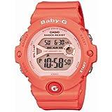 [カシオ] 腕時計 ベビージー FOR RUNNING BG-6903-4JF レッド