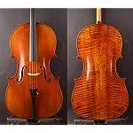 artigiano&violin チェロ モンタニャーナモデル 手工製楽器 4/4 中上級者向けセット