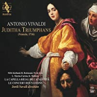 Juditha Triumphans -Sacd-