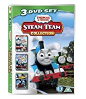 Thomas the Tank Engine & Friends [DVD]