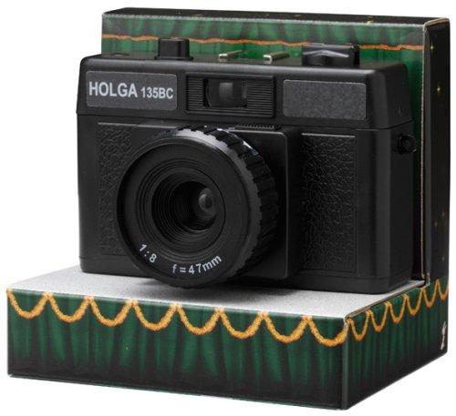 RoomClip商品情報 - 【HOLGA135BC】 ホルガ135ブラック・コーナーエフェクト(四隅が暗くなる)搭載の使いやすい35mmフィルムタイプのホルガ。(Superheadz)