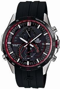 [カシオ]Casio 腕時計 EDIFICE エディフィス 世界6局電波対応ソーラークロノグラフウォッチ タフ・ムーブメント スマートアクセス機能搭載 EQWA1300B1AJF メンズ