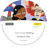 Level 2: Five Plays for Today MP3 for Pack (Pearson English Graded Readers)