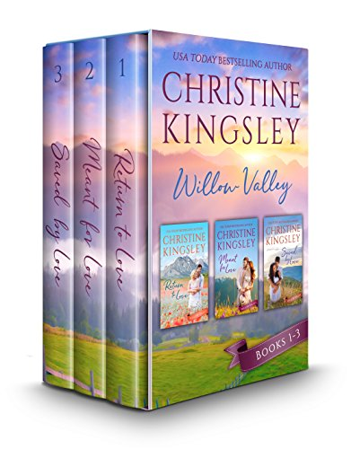 The Willow Valley Series: Books 1-3 (English Edition)