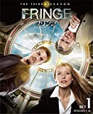 FRINGE/フリンジ <サード> 前半セット(3枚組/1~12話収録) [DVD]
