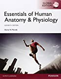Cover of Essentials of Human Anatomy & Physiology with MasteringA&P, Global Edition