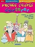 Muchos chistes chistosos / Many Funny Jokes (Mi Pequena Biblioteca / My Small Library)